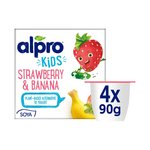 Alpro Strawberry & Banana