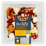 Morrisons The Best Greek Feta & Butternut Squash Cous Cous