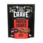 Crave Protein Chunks Beef