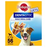 Pedigree Dentastix Daily Oral Care Small Dog Big Pack X56