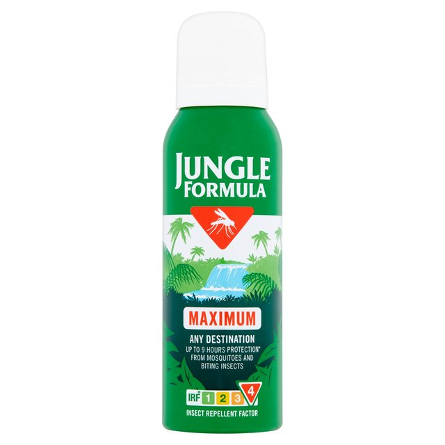 Insect Repellent Spray Aerosol 250ml