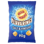 Hula Hoops Flavarings Salt & Vinegar