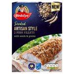 Birds Eye 2 Seeded Fish Fillets