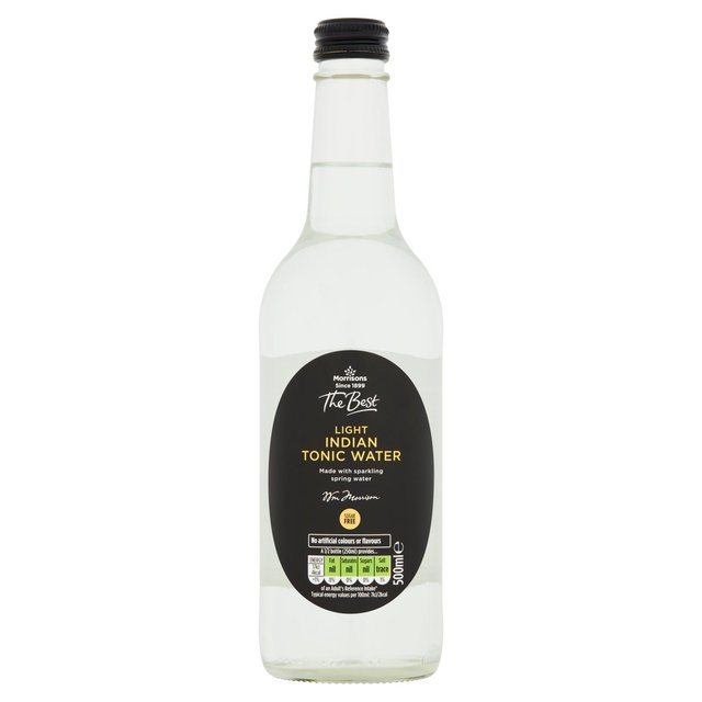 Morrisons The Best Low Calorie Indian Tonic Water