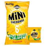 Jacob'S Mini Cheddars Nacho Cheese & Jalapeno