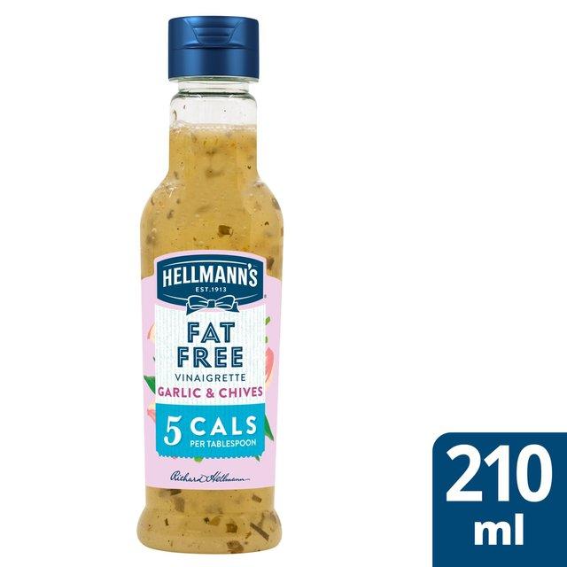 Hellmann's Garlic & Chives Salad Dressing