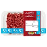 Morrisons Lean Beef Mince 5% Fat