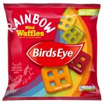 Birds Eye Rainbow Mini Waffles