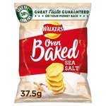 Walkers Oven Baked Sea Salt