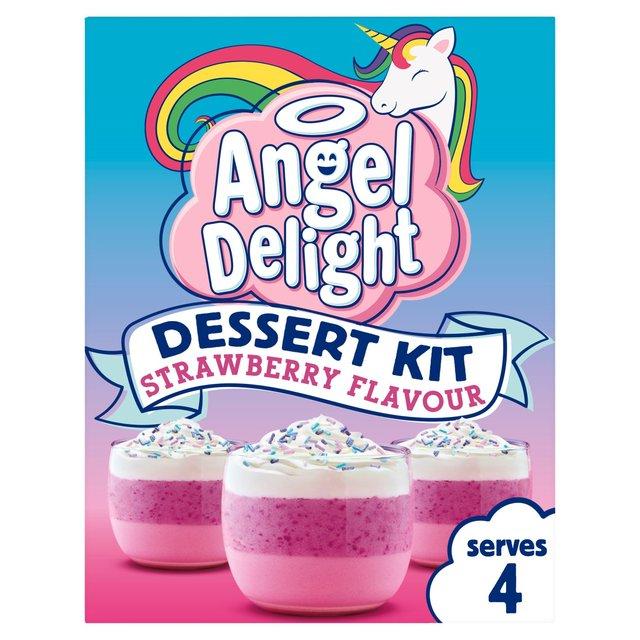 Angel Delight Unicorn Strawberry Kit
