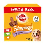 Pedigree Schmackos X11 Multi Mix Mega Box