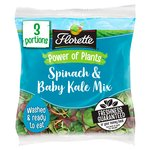Florette Power Of Plants Spinach & Baby Kale Mix