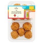 Morrisons Mild Chick & Curry Bites