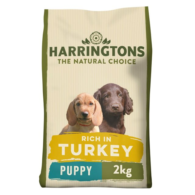 Harringtons Rich In Turkey & Rice Puppy Complete