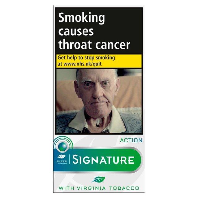 Signature Dual Cigarillos