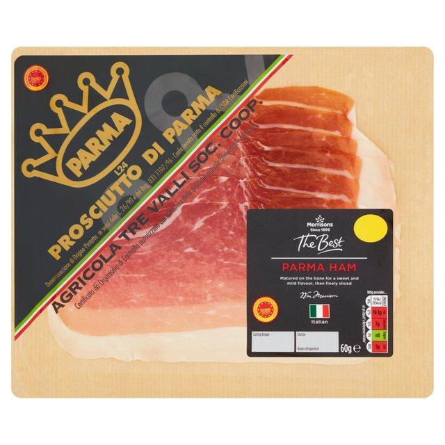 Morrisons The Best Parma Ham