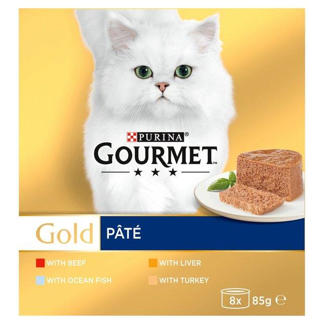 Gourmet Gold Pate