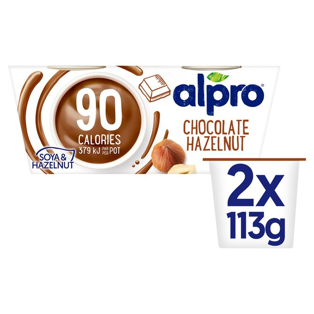 Alpro Chocolate-Hazelnut Dessert