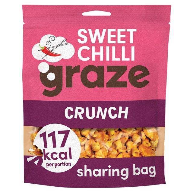 Graze Sweet Chilli Crunch