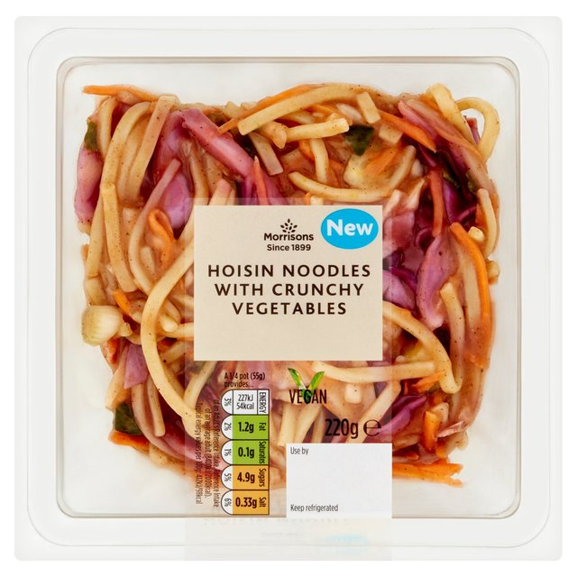 Morrisons  Hoisin Noodle Salad