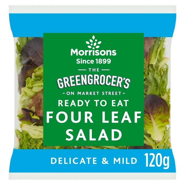 Morrisons Four Leaf Salad