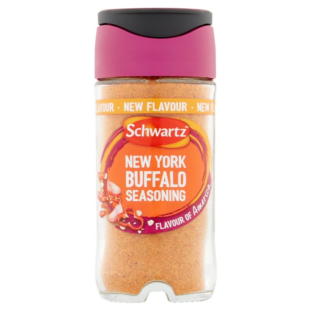 Schwartz New York Buffalo