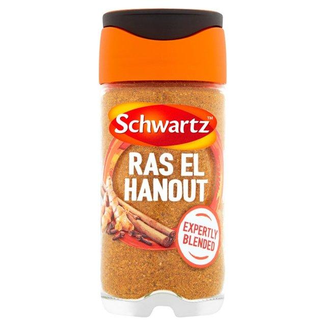 Schwartz Ras El Hanout