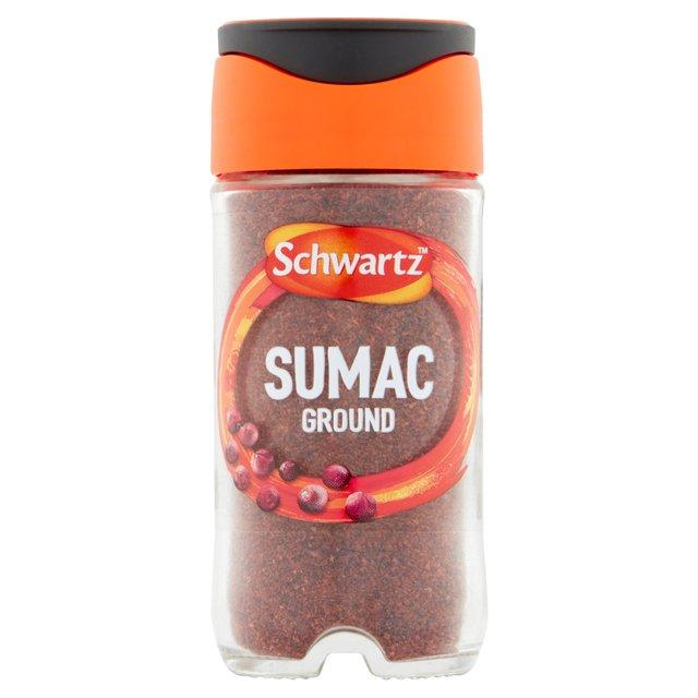 Schwartz Ground Sumac
