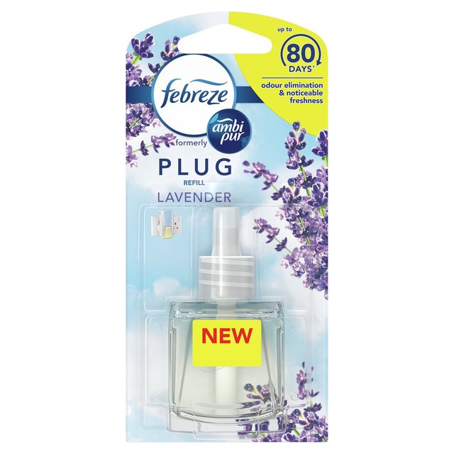 Febreze Air Freshener Lavender Plug Refill
