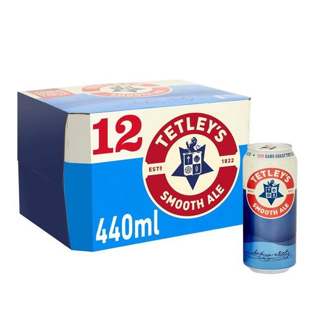 Tetley's Smooth Ale Beer