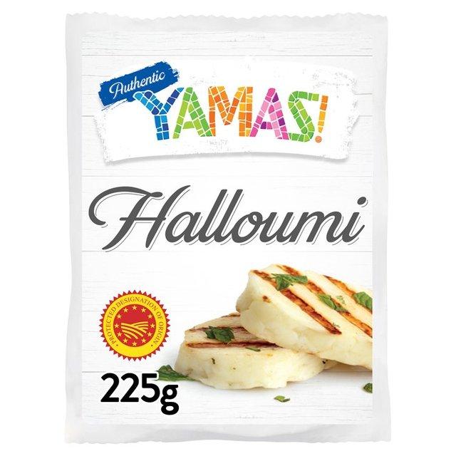 Yamas Halloumi