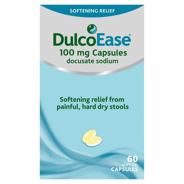 Dulcoease 100Mg Capsules 60S