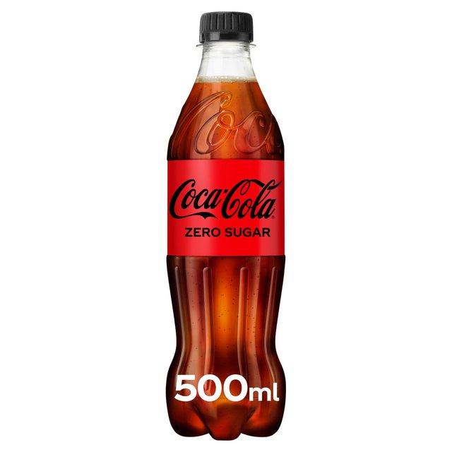 MORRISONS > Food Cupboard > Coca - Cola Zero Sugar
