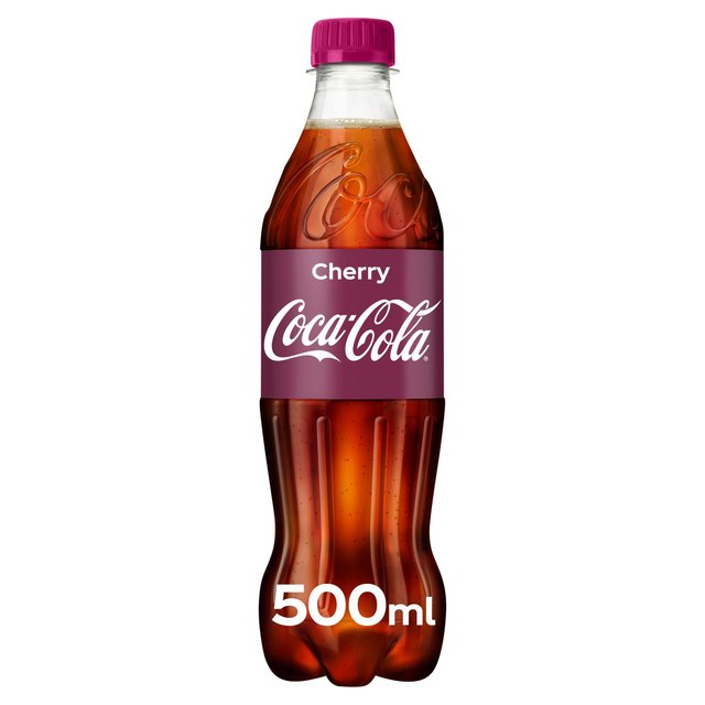 MORRISONS > Food Cupboard > Coca - Cola Cherry