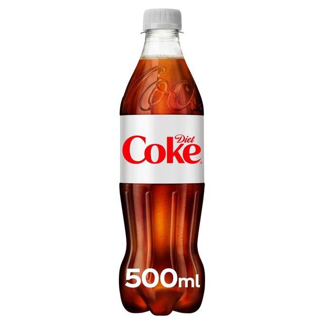 MORRISONS > Food Cupboard > Coca Cola Diet Bottle
