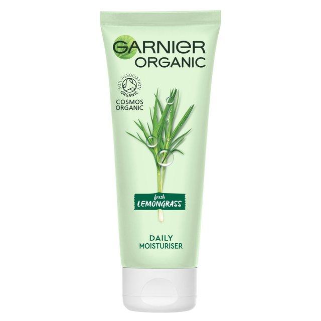 Garnier Organic Lemongrass Moisturiser 50Ml