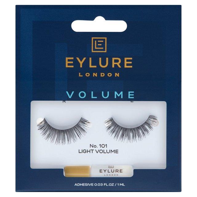 Eylure Volume Lashes No. 101 Light Volume