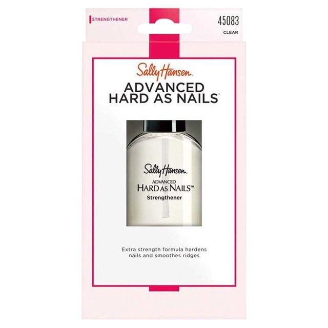 Sally Hansen Advanced Hard As Nails Strengthener Clear 13.3 Ml