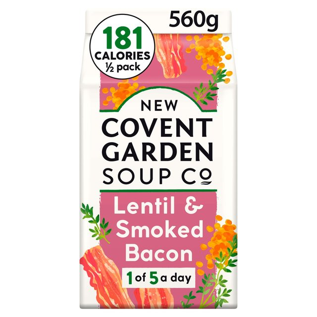 Covent Garden Lentil And Bacon