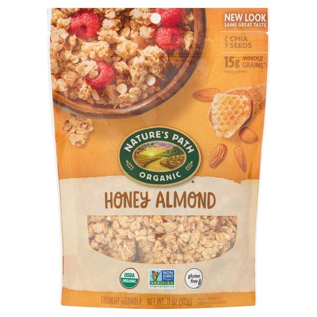 Nature's Path Honey Almond Granola