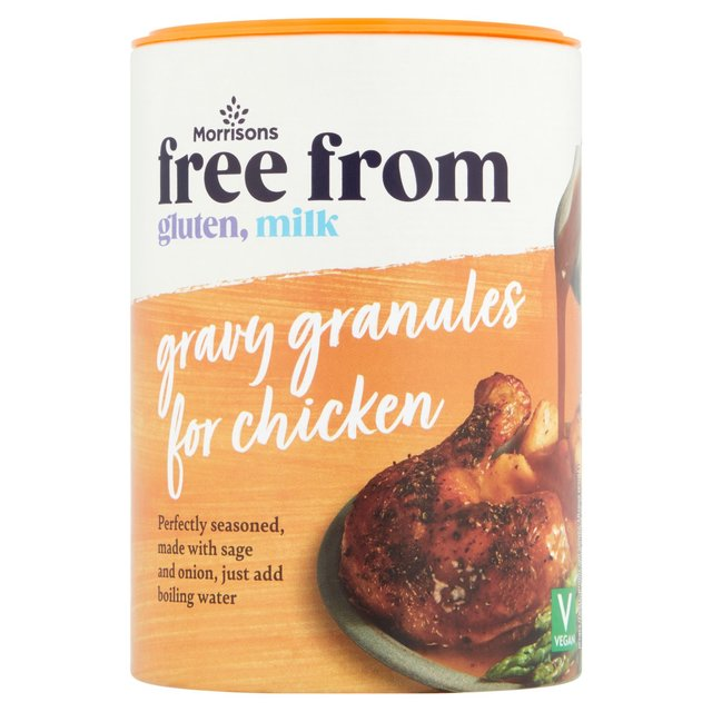 Morrisons Free From Chicken Gravy Granules