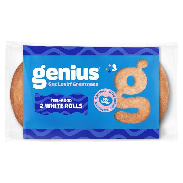 Genius Gluten Free Gut - Lovin' White Rolls
