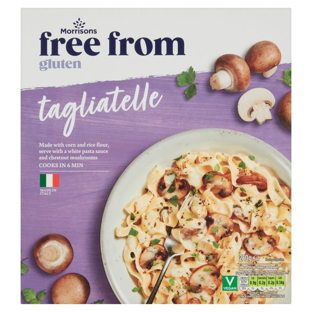 Morrisons The Best Free From Tagliatelle Corn & Rice
