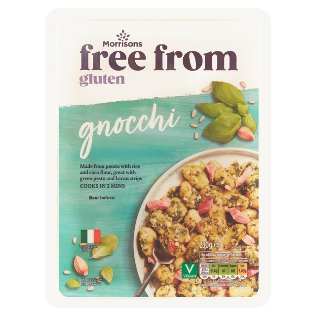 Morrisons Free From Potato Gnocchi
