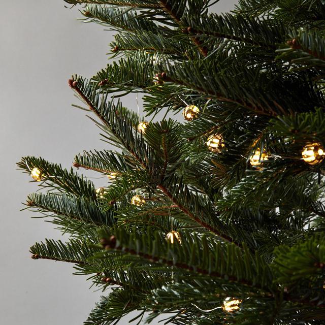 Morrisons 20 Led Gold Ball Lights