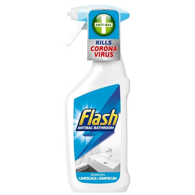 Flash Bathroom 3 In 1 Anti - Bacterial Spray
