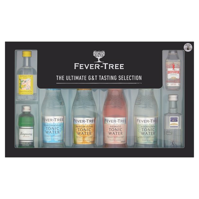 Fever Tree Ultimate Gin & Tonic Tasting Selection