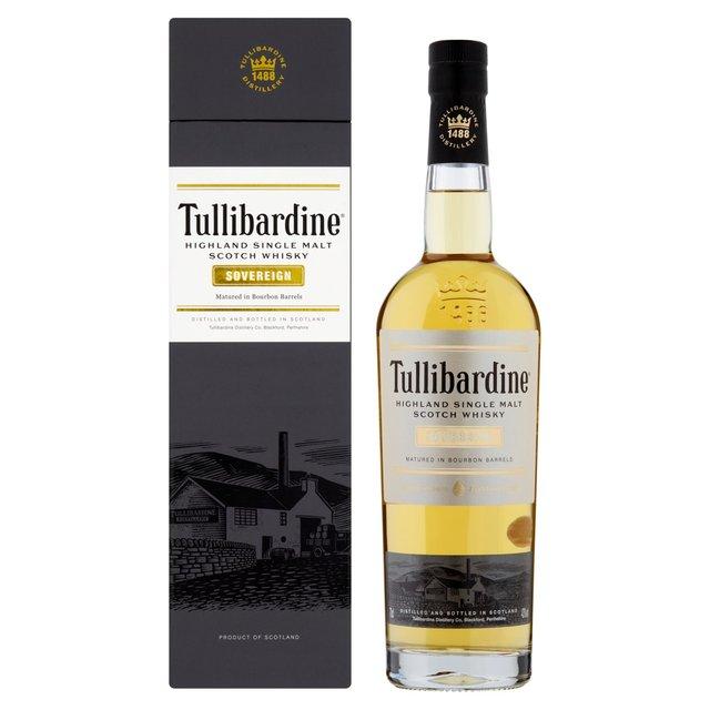 Tullibardine Soverign Single Malt Scotch Whisky