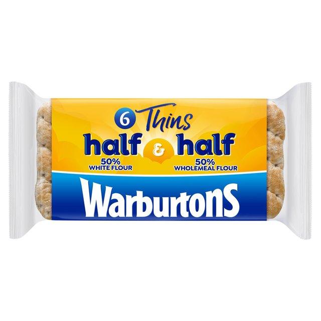 MORRISONS > Bakery > Warburtons Wonder Thins