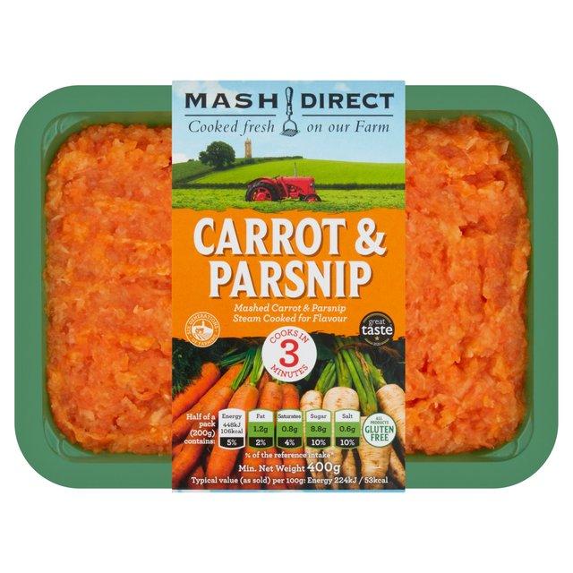 Mash Direct Carrot & Parsnip
